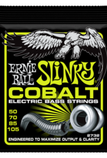 Ernie Ball Regular Slinky Cobalt Electric Bass Strings 50-105