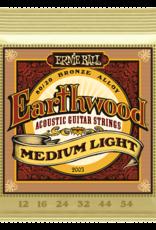 Ernie Ball Ernie Ball Earthwood 12-54 Medium Light 80/20 Bronze Acoustic Guitar Strings