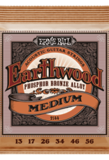 Ernie Ball Ernie Ball Earthwood 13-56 Medium Phosphor Bronze Acoustic Guitar Strings