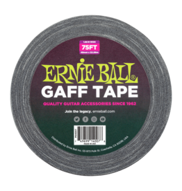 "Ernie Ball Ernie Ball Pro 2"" Gaff' Tape 75Ft Roll"