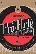 D'Addario D'Addario EJ45 Normal Tension Classical Strings