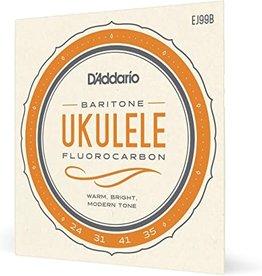 D'Addario D'Addario EJ99B Baritone Uke Clear Nylon Strings