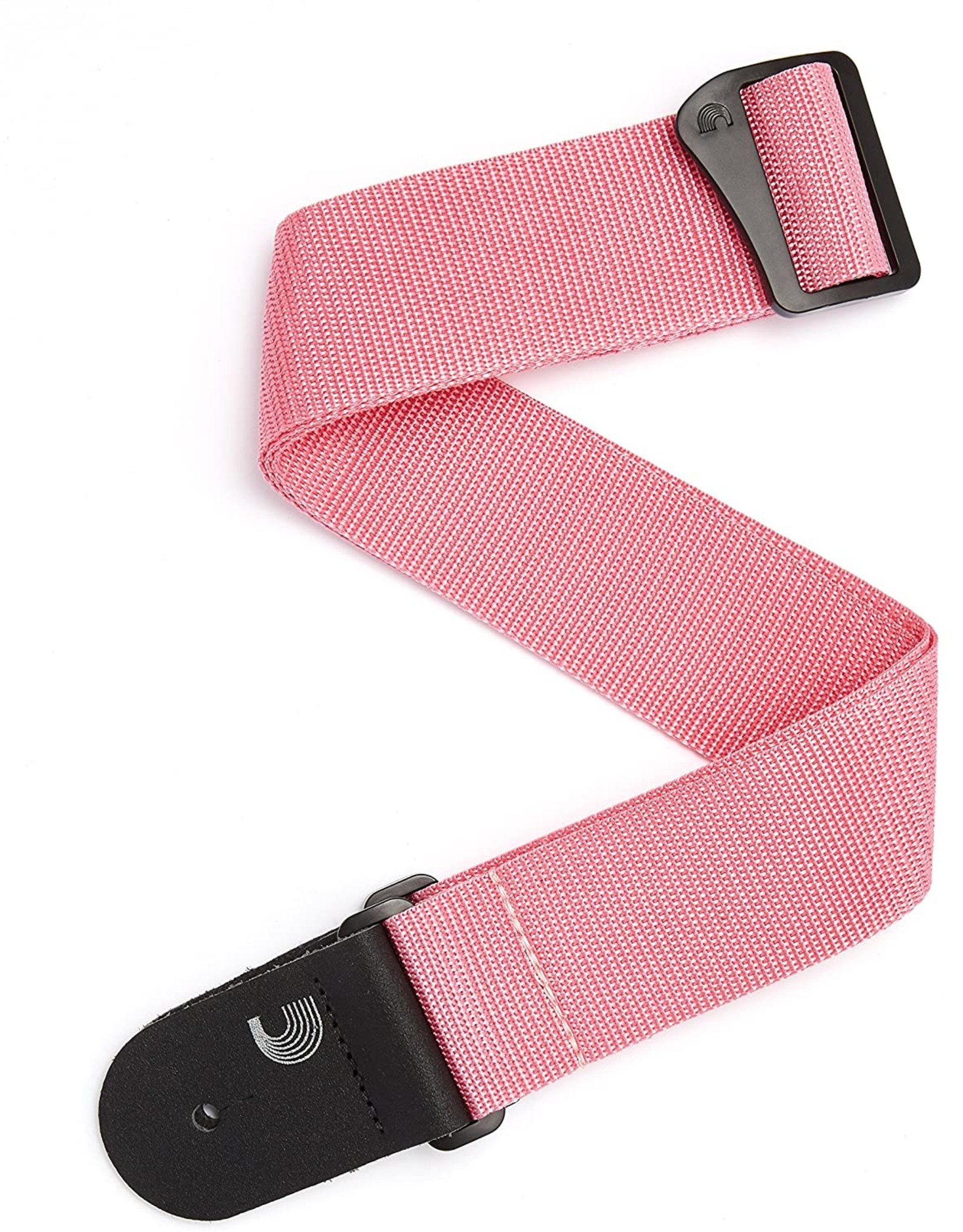 D'Addario 50MM Polypropylene Strap Pink