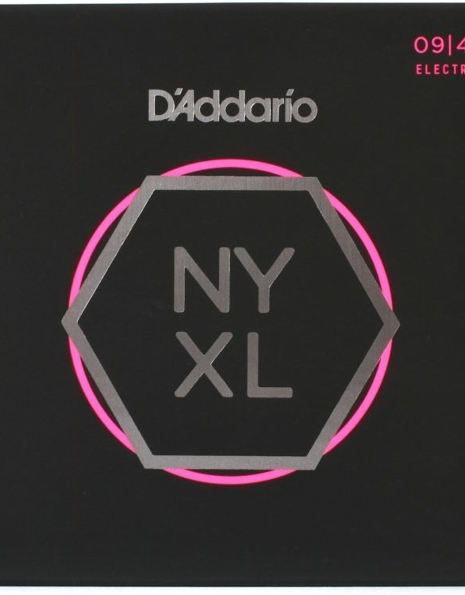 D'Addario D'Addario NYXL0942 Super Light Nickel Wound