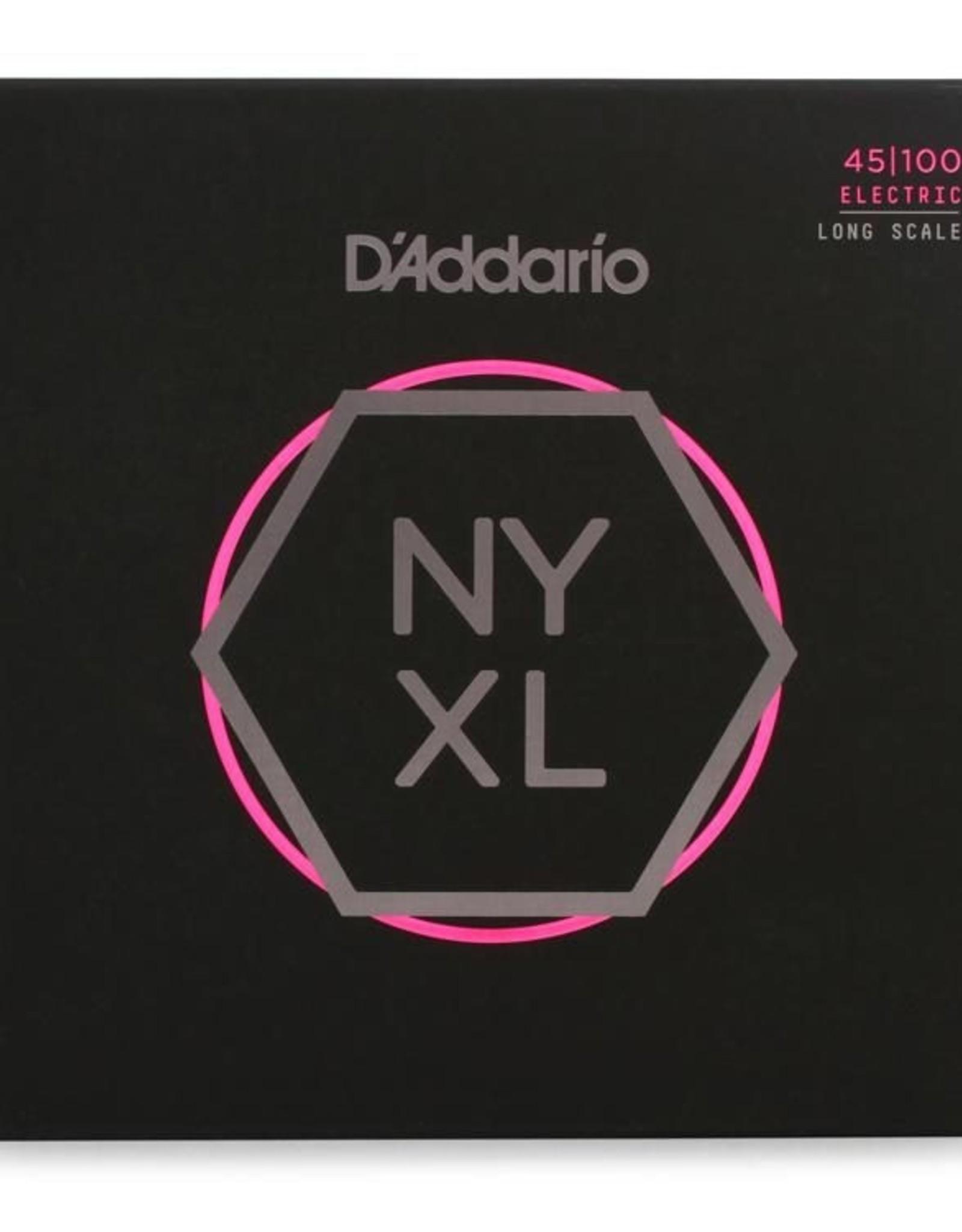 D'Addario D'Addario NYXL 45-100 Nickel Long Scale Bass Strings