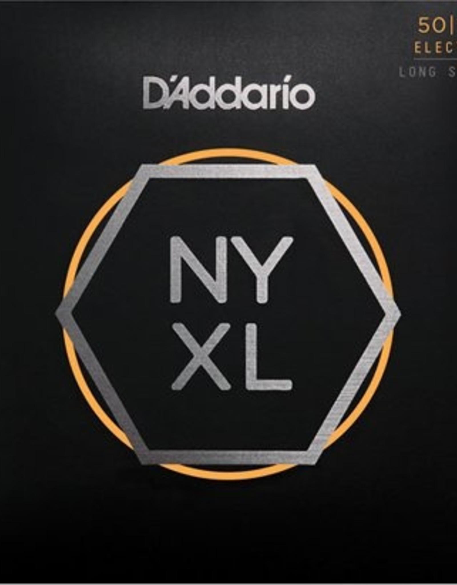 D'Addario D'Addario NYXL 50-105 Nickle Long Scale Bass Strings