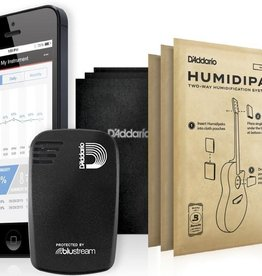 D'Addario D'Addario Humidikit Includes Humitrak and Humidipak