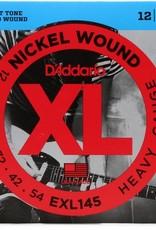 D'Addario D'Addario EXL145 Nickel Wound Heavy Gauge 12-54