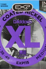 D'Addario D'Addario EXP115 11-48 Coated Electric Guitar Strings