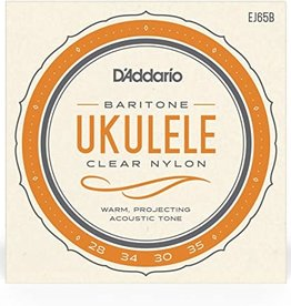 D'Addario D'addario EJ65B Baritone Fluorocarbon Uke Strings