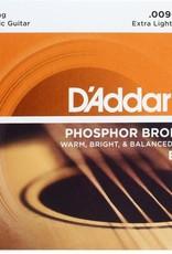 D'Addario D'Addario EJ41 12 String Acoustic Set 9-45