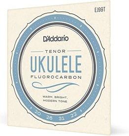 D'Addario D'Addario EJ99T Tenor Ukulele Fluorocarbon Strings