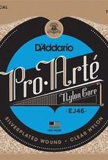 D'Addario D'addario EJ46 Hard Tension Classical Strings