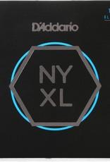 D'Addario D'addario NYXL1252w, Nickel Wound, Light Wound Third
