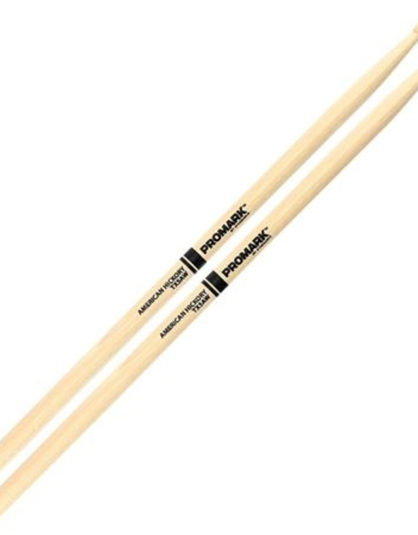 Promark Promark 5A American Hickory Wood Tip Drumsticks