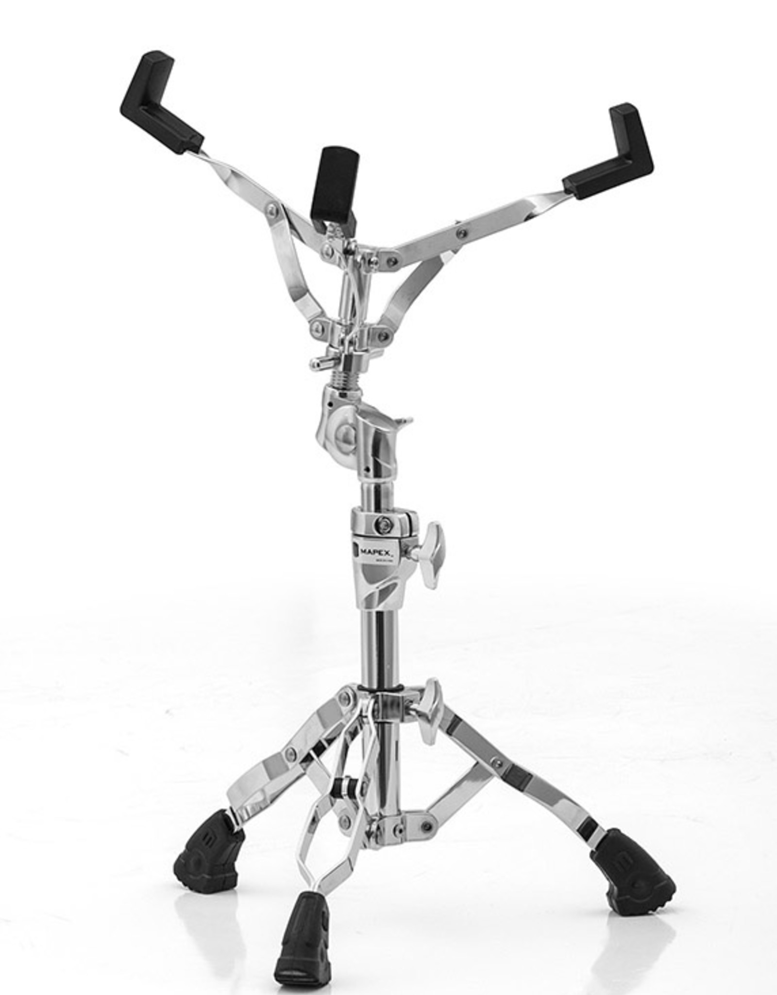 Mapex Mars Double Braced Ratchet Adjuster Snare Stand - Chrome