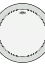 "Remo Remo 22"" Powerstroke 3 Clear Kick Drum Head"