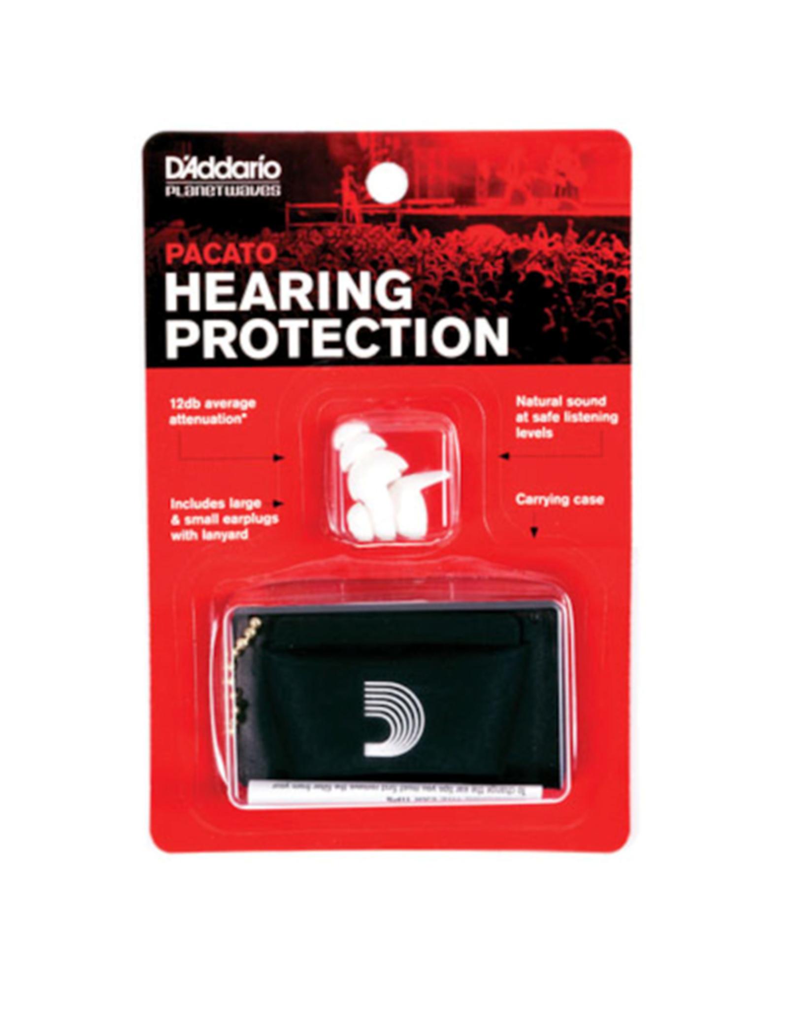 D'Addario D'Addario Pacato Hearing Protection