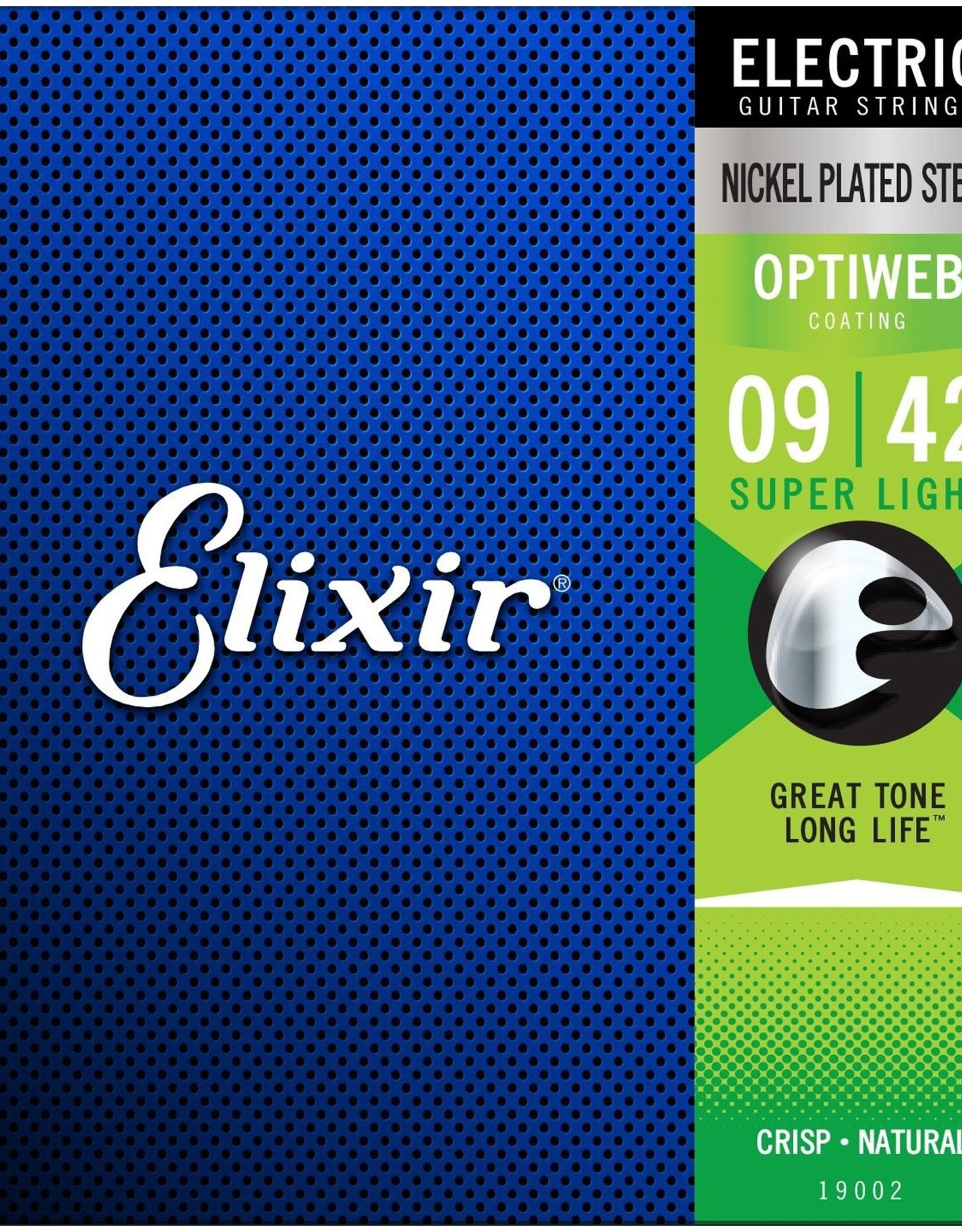 ELIXIR Elixir OptiWeb Super Light 9-42