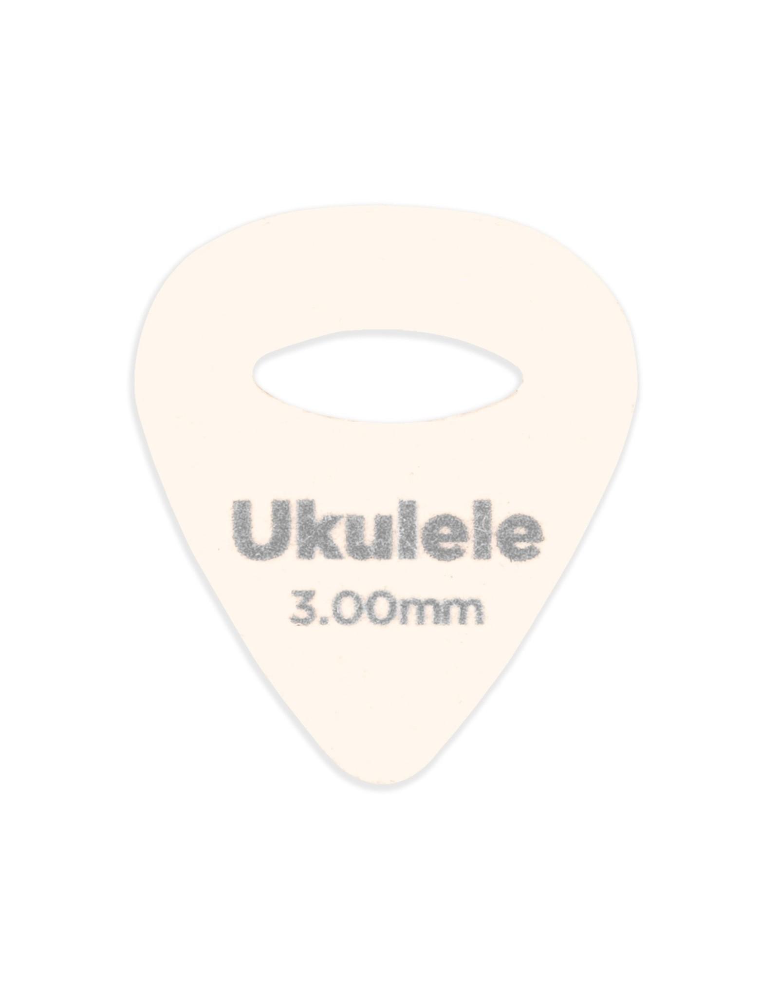 D'Addario D'Addario 4 Felt Uke Picks 3mm