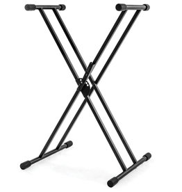Nomad Nomad Double X-Style Lever Action Keyboard Stand