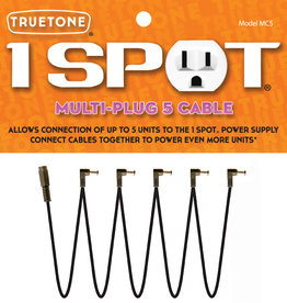 Truetone 1 Spot Multiplug 5 Cable