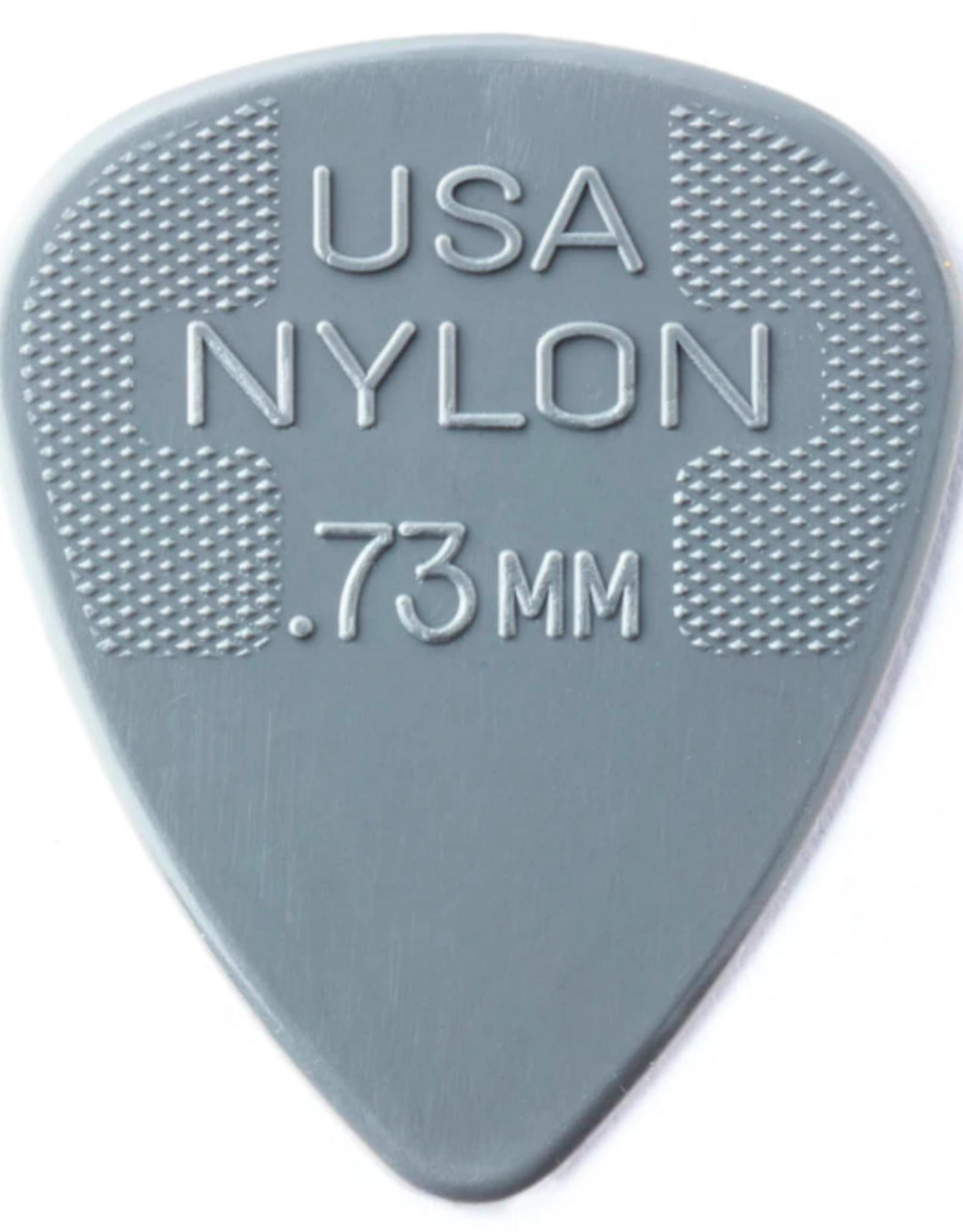 Dunlop Dunlop Nylon Standard 73mm Player Pack