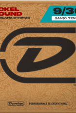 Dunlop Dunlop DJN0930 Banjo Strings, Nickel, Tenor, .009–.030
