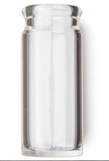 Dunlop Dunlop 272 Blues Bottle Slide, Clear, Regular Wall Thickness, Medium