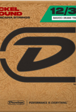 Dunlop Dunlop DJN1236 Banjo Strings, Nickel, Irish Tenor, .012–.036