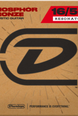 Dunlop Dunlop Resonator Strings, Phosphor Bronze, Medium, .016–.056, 6 Strings/Set