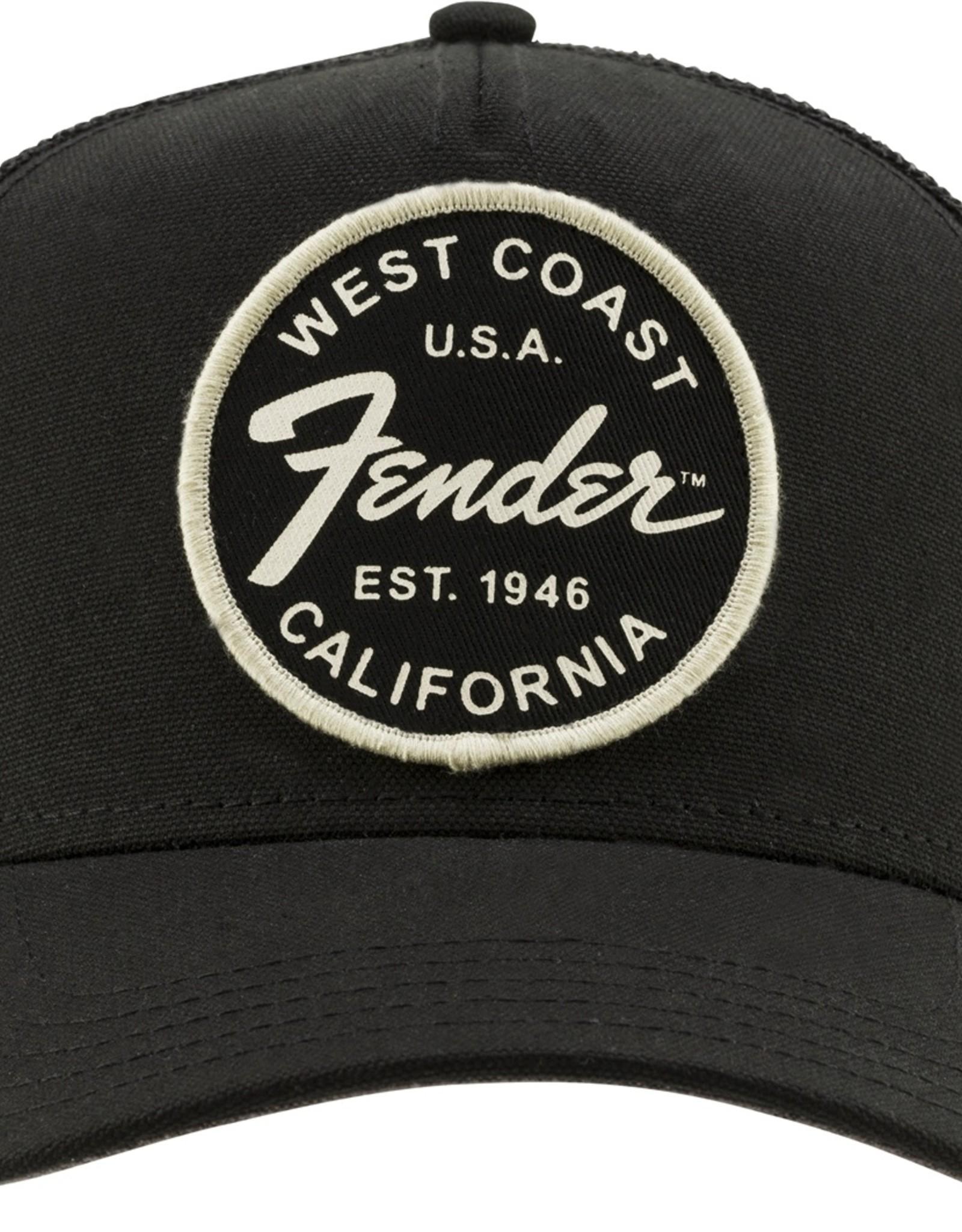 Fender Fender West Coast Trucker Hat