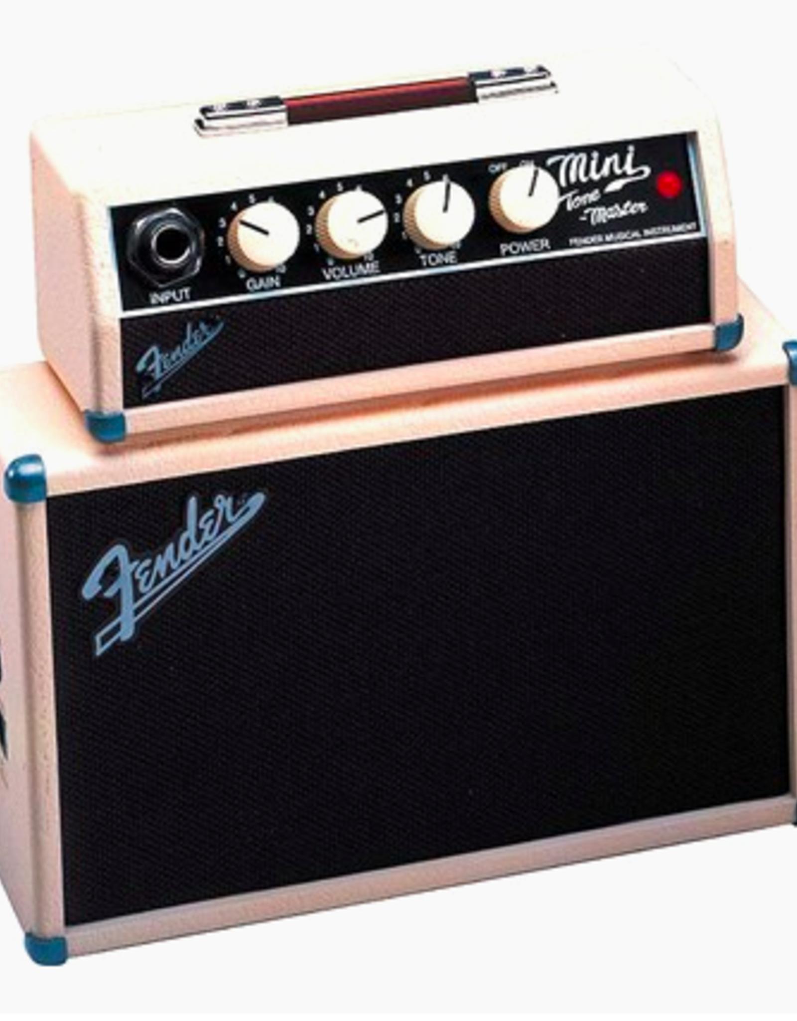 Fender Fender Mini Tonemaster Amplifier, Tan/Brown