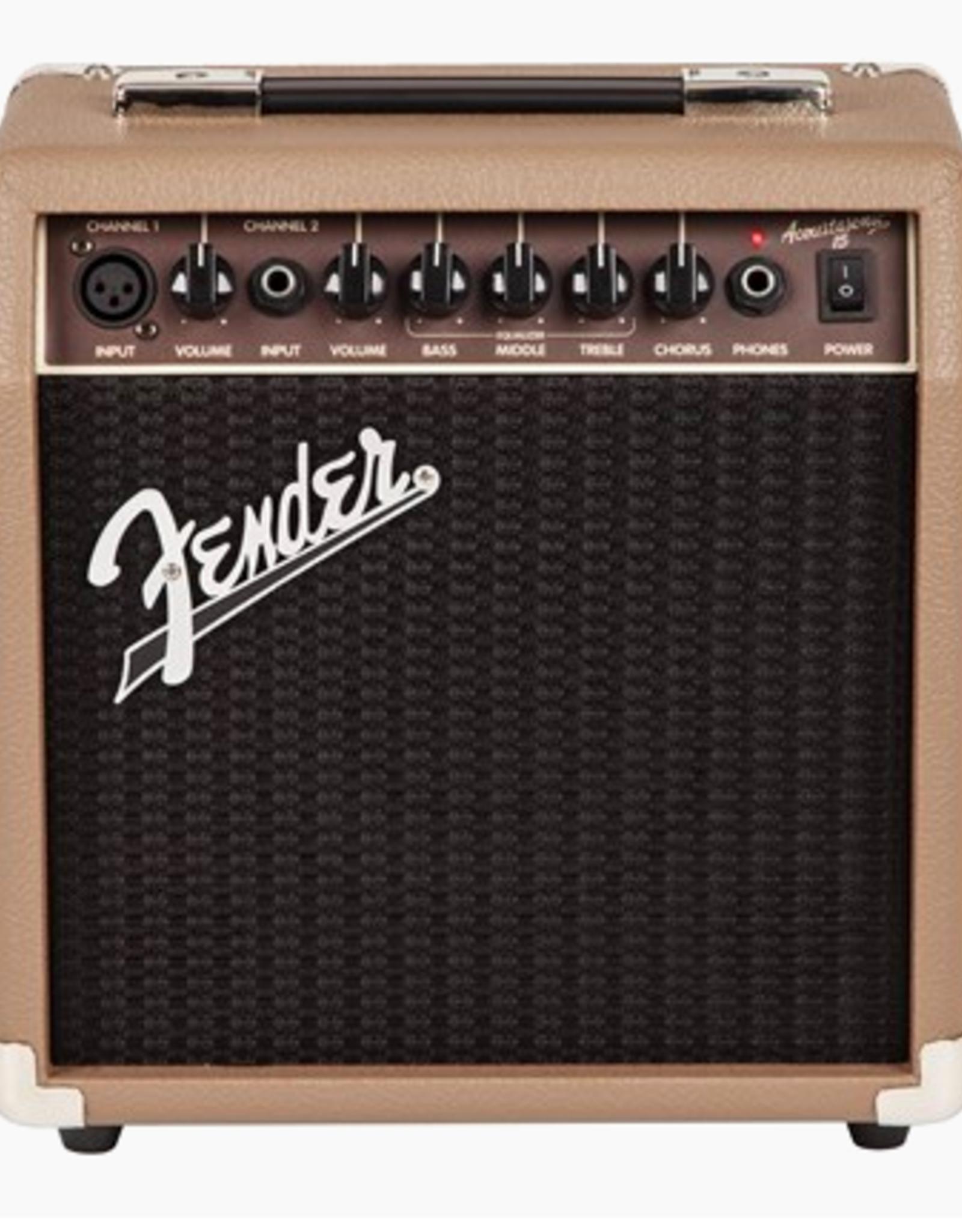Fender FENDER ACOUSTASONIC 15, 120v