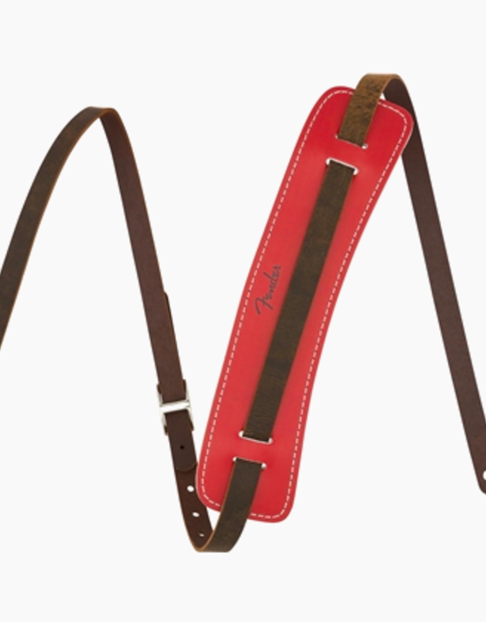 Fender FENDER ORIGINAL STRAP FIESTA RED