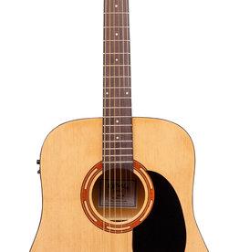 Kohala Kohala Full Size Steel String Acoustic/Electric w/pickup, tuner and gig bag
