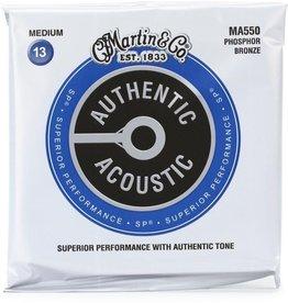 MARTIN Martin Authentic SP Phosphor Bronze Medium 13-56