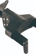 Hercules AutoGrip Guitar Hanger for Slat Wall, Short Arm (with 16 mm Insertion)