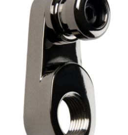 MUSIC NOMAD Acousti-Lok Strap Lock Adapter for Standard Output Jacks