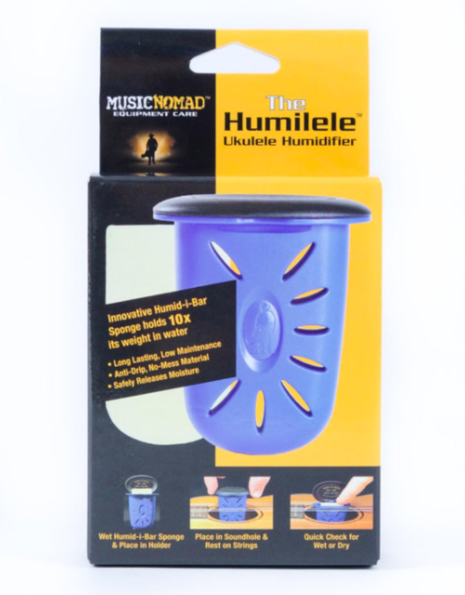 MUSIC NOMAD Music Nomad The Humilele-Ukulele Humidifier