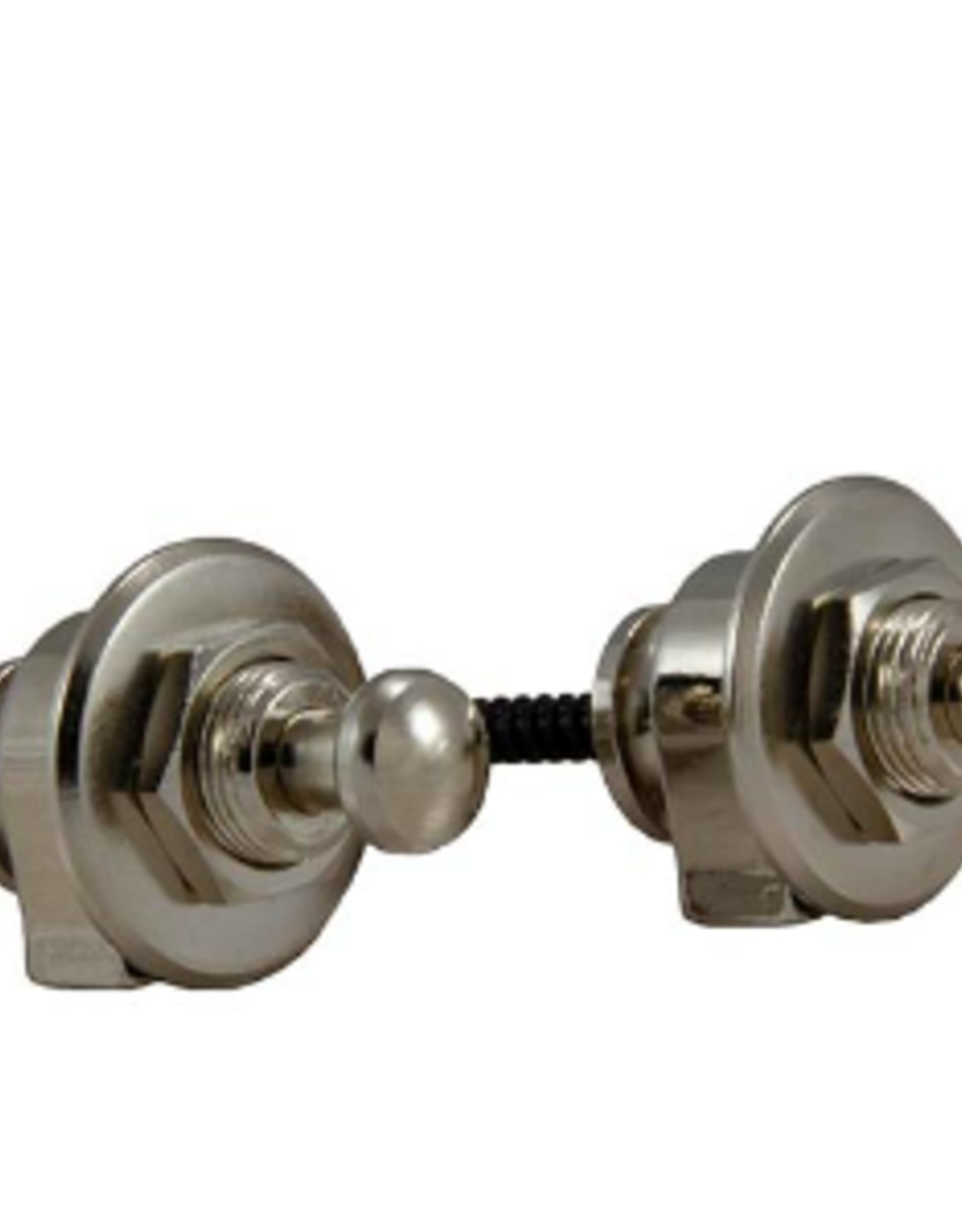 GROVER GROVER Straplocks & Endpins Nickel