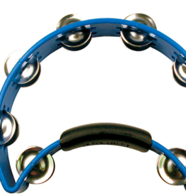 Rhythm Tech Rhythm Tech Blue Tambourine w/Nickel Jingles