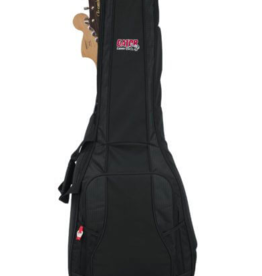 Gator 4G Series Double Guitar Bag For Acoustic And Electric Guitar With Adjustable Backpack Straps