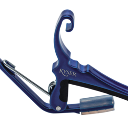 Kyser Kyser Quick-Change Guitar Capo - Blue