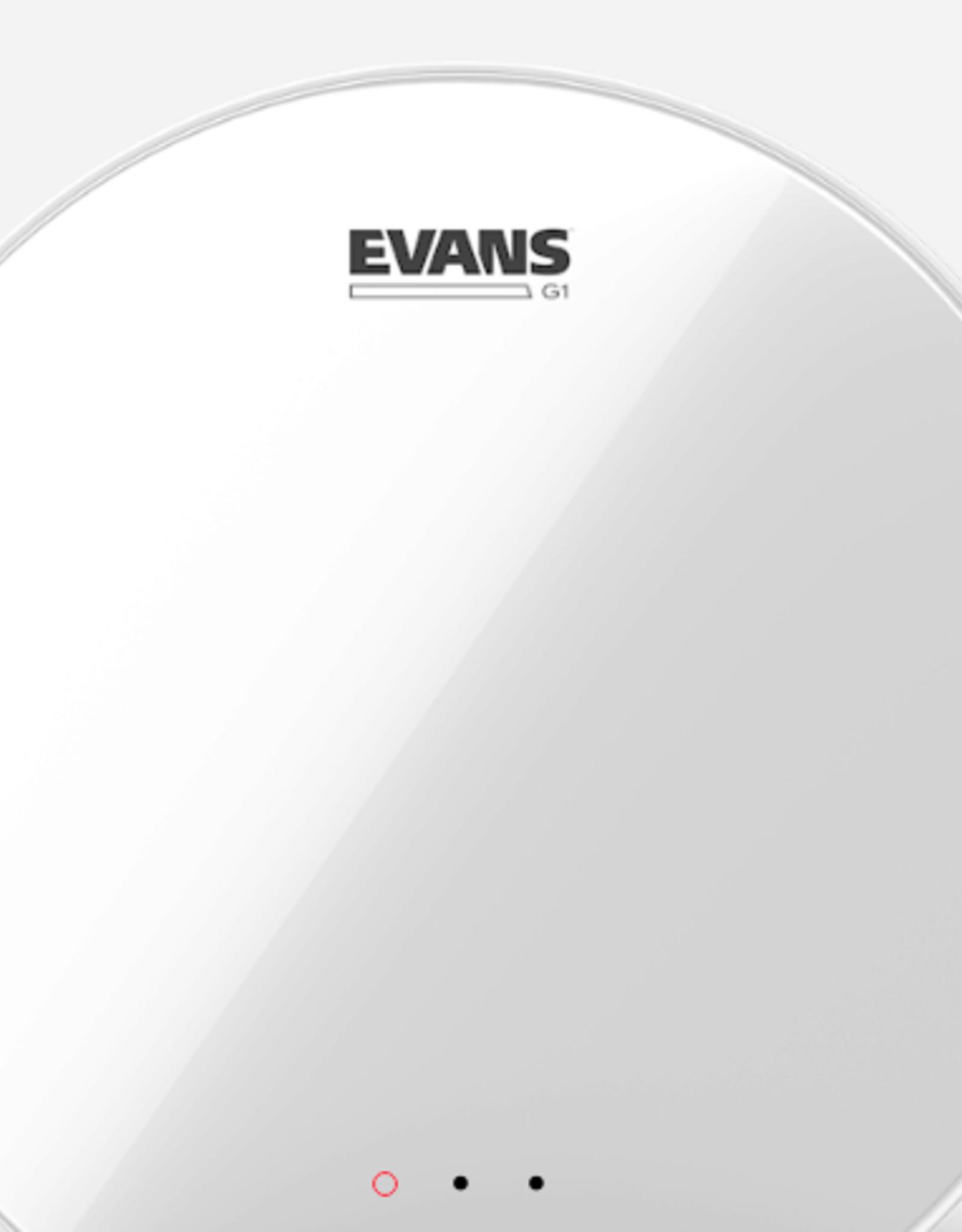 Evans Evans G1 Clear Drum Head, 16 Inch