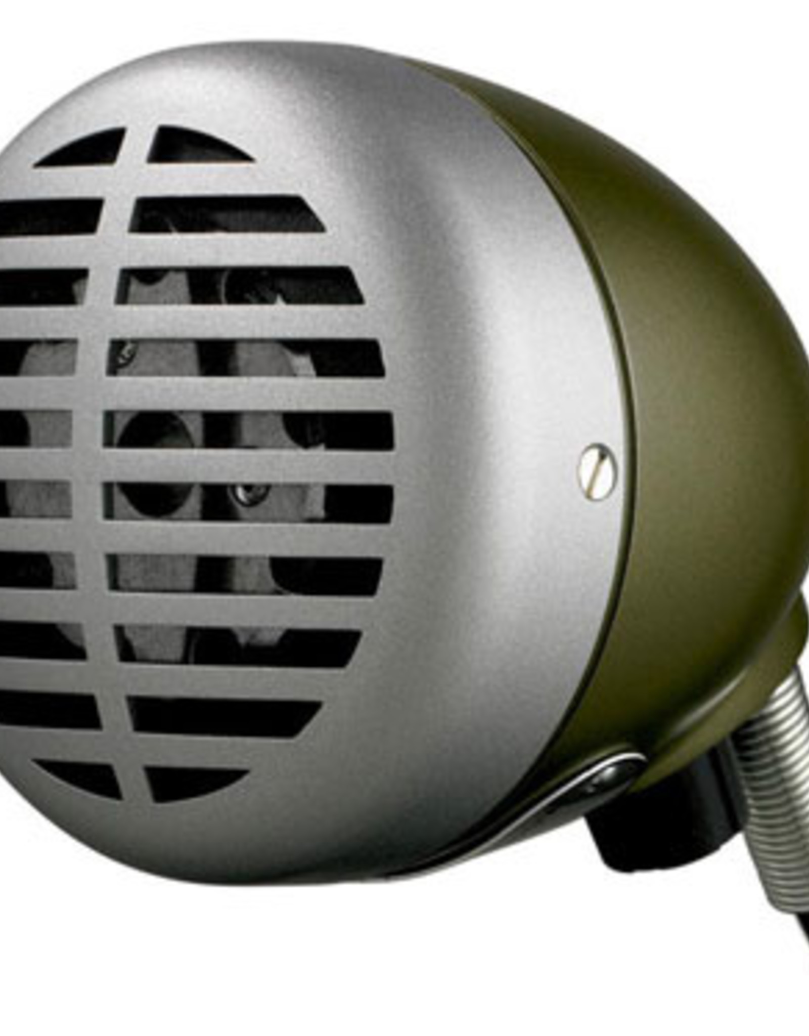 "Shure SHURE 520 ""GREEN BULLET"" MICROPHONE"