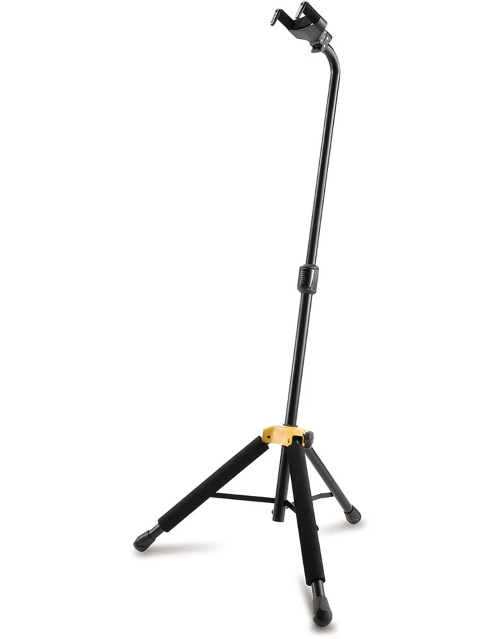 Hercules Hercules GII AutoGrip Guitar Stand with Specially Formulated Foam Rubber on Legs