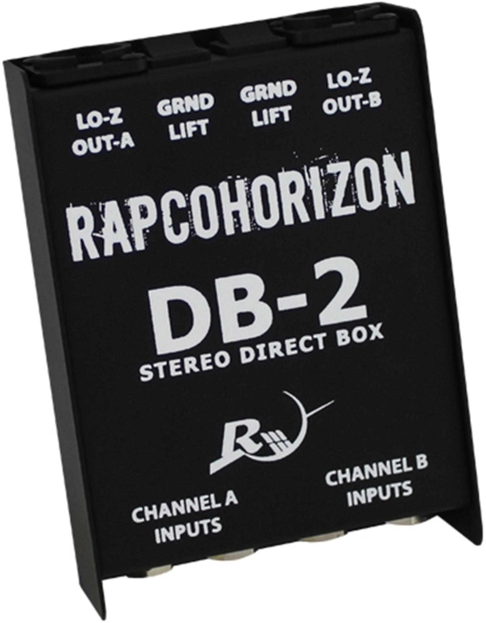 Rapco Rapco DB-2 Stereo DI Box