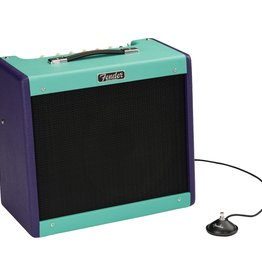 Fender Fender 2020 Limited Edition Blues Junior™ IV, Eminence® Cannabis Rex™, Two-Tone Purple/Seafoam