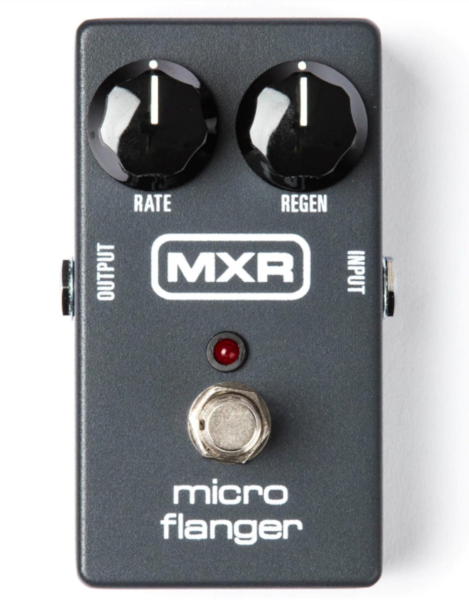 MXR MXR Micro Flanger